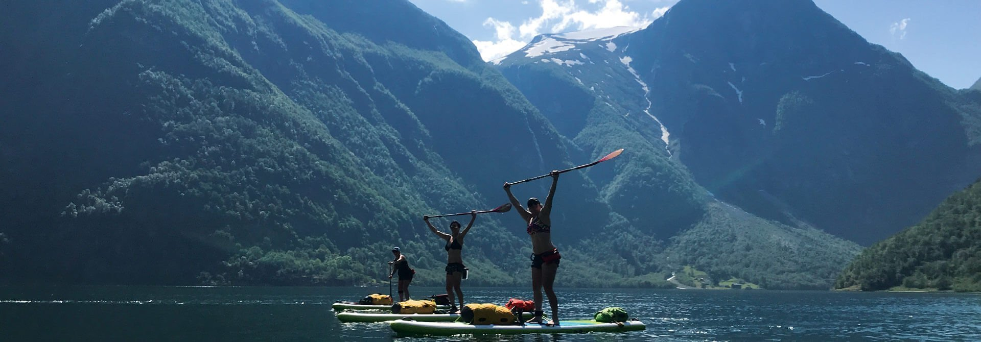 SUP Norway - expedition 25