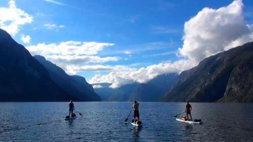 SUP Norway - Fjord Expedition