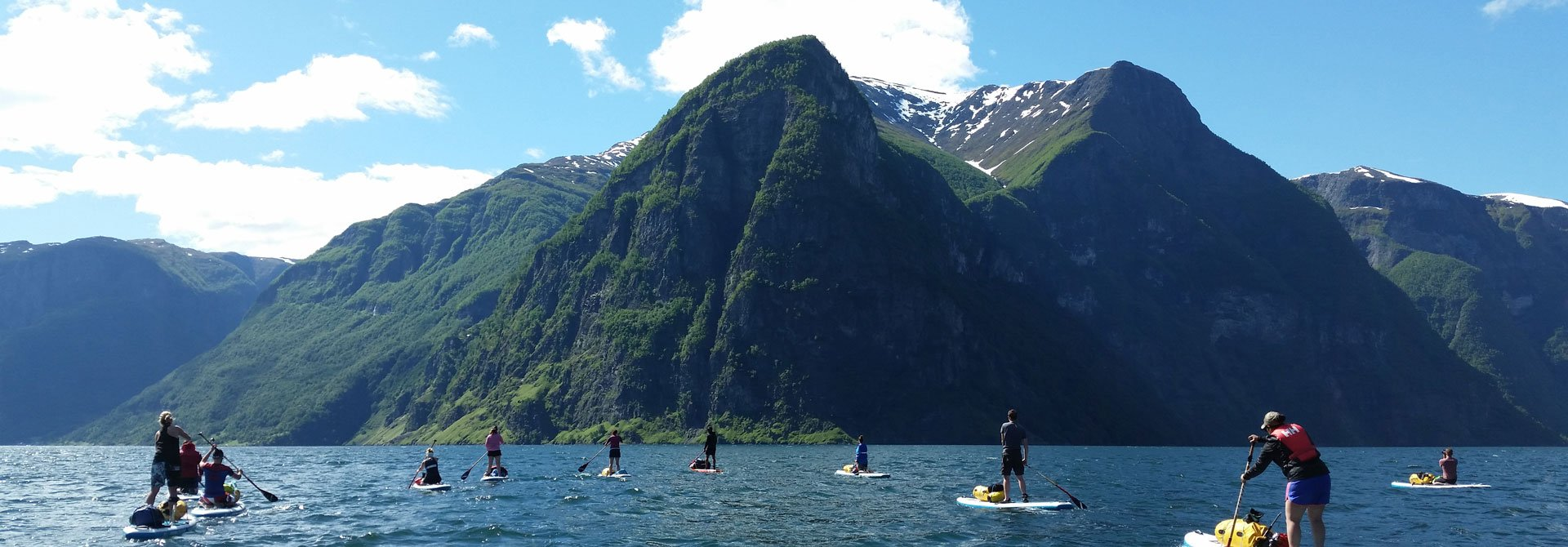SUP Norway - Expedition 4