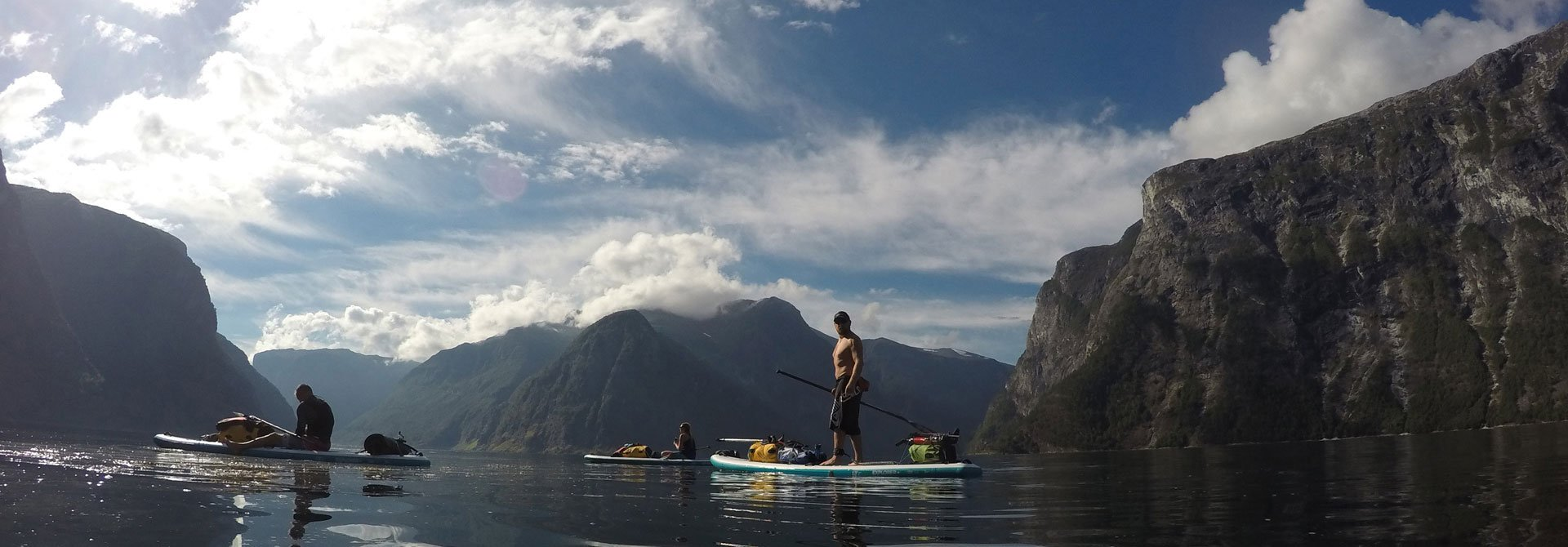 SUP Norway - Expedition 8